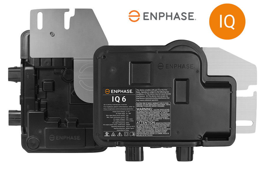 16  Solarworld 300 Watt   Enphase Iq6 Micro Inverter