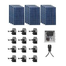 DIY Solar Packages