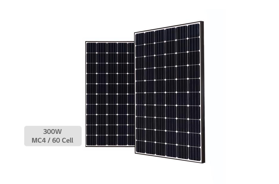 Jinko Solar Jkm300m 60 300 Watt Mono Blk Wht Diy Solar Depot